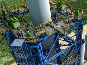 Protégé: Accompagnement de Freyssiwind pour le développement 3D de l'Eolift